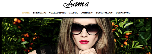 Post image for Sama launches new website