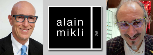 Post image for Alain Mikli turns more and more Italian