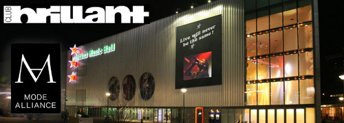 Post image for Club BRILLANT show at Heineken Music Hall