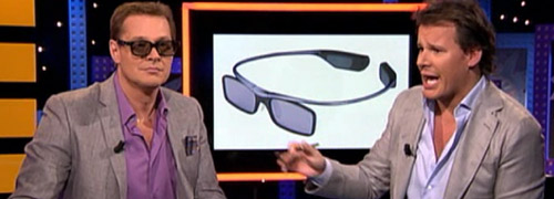 Post image for RTL Boulevard promotes 3D branded eyewear