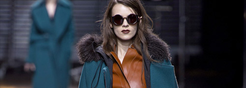 Post image for Signature sunglasses in 3.1 Phillip Lim show