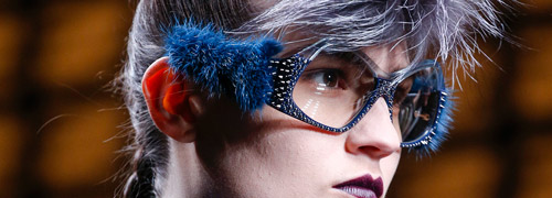 Post image for What Chanel does with tweed, Fendi does with fur