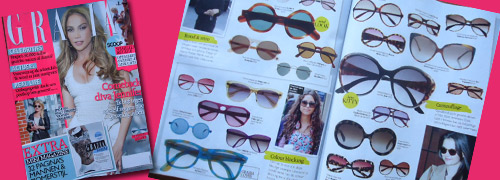 Post image for Sunglasses guide in Grazia