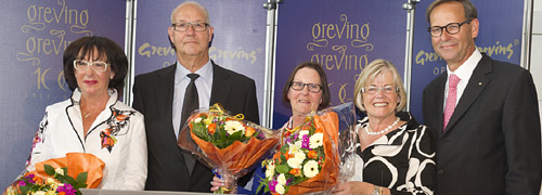 Post image for Greving & Greving Opticians celebrate 100 anniversary