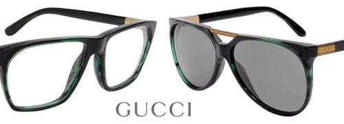 Post image for Gucci and Safilo join forces to produce eco-friendly eyewear