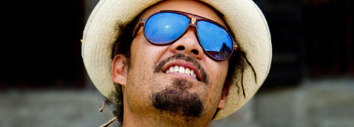 Post image for Carrera in a sunny movie by Michael Franti