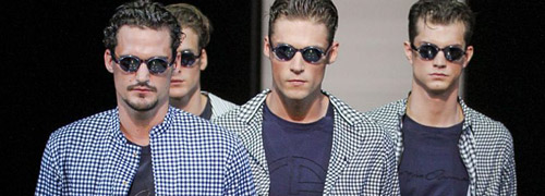 Post image for Quite some sunglasses at the catwalks