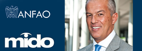Post image for Cirillo Marcolin appointed President of ANFAO and MIDO