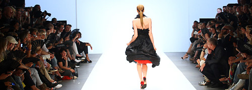Post image for Beautiful show at Amsterdam Fashion Week