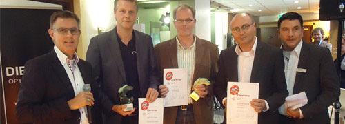 Post image for Veel winnaars op de Centrop Sales