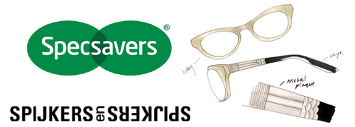 Post image for Specsavers imitates H&M