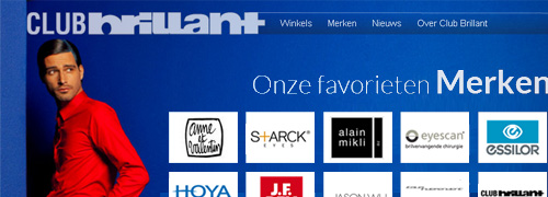 Post image for Alain Mikli and Starck Eyes join Club BRILLANT in the Netherlands
