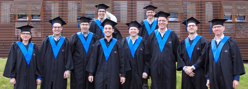 Post image for First group graduates at Future4Opticians