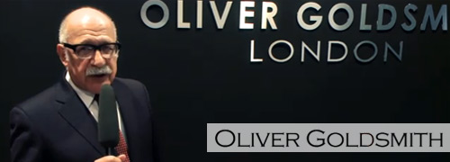 Post image for Oliver Goldsmith fully back again