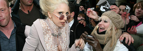 Post image for Lady Gaga sets the trend