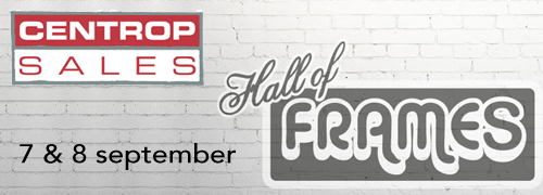 Post image for Alles over Centrop Sales & Hall of Frames