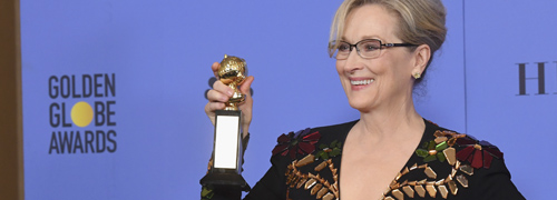 Post image for Meryl Streep imponeert