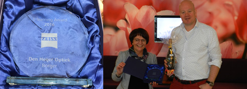 Post image for Zeiss reikt e-learning Award uit