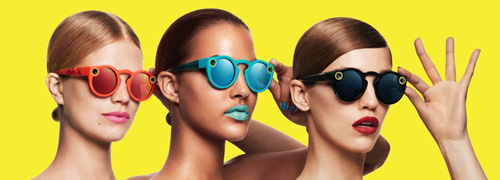Post image for Snapchat Spectacles op sterkte