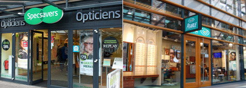 Post image for Specsavers versus Grand Vision