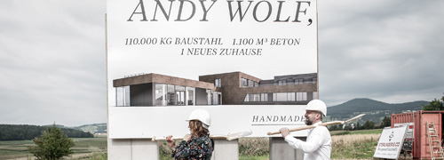 Post image for Uitbreiding voor Andy Wolf