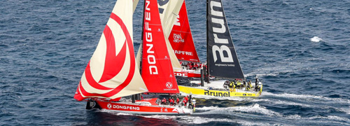 Post image for RĒVO in de Volvo Ocean Race