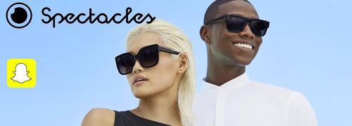 Post image for Nieuwe modellen Snapchat Spectacles