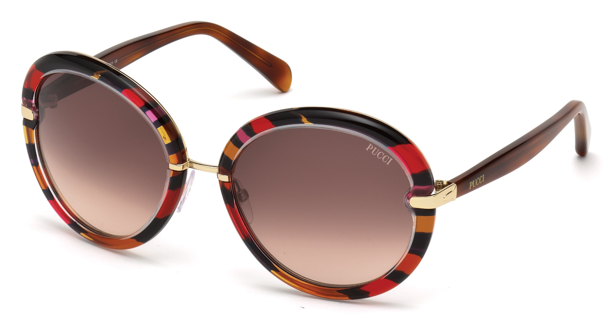 Marcolin lanceert Pucci collectie in Parijs — Vision Today
