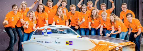 Post image for Serengeti weer partner van NUON Solar Team