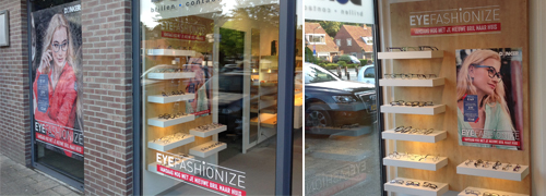Post image for Eerste Eyefashionize corner geopend