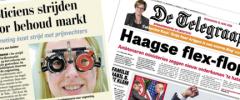 Thumbnail image for Telegraaf slaat de plank weer eens helemaal mis