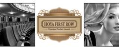 Thumbnail image for First row bij HOYA