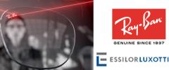 Thumbnail image for EssilorLuxottica lanceert Ray-Ban Authentic met Essilor glazen