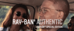 Thumbnail image for Ray-Ban Authentic nu ook in Europa gelanceerd