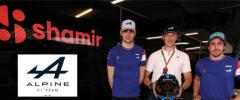 Thumbnail image for Shamir sponsort Formule 1 team