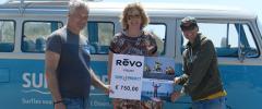 Thumbnail image for RĒVO focust op watersporters
