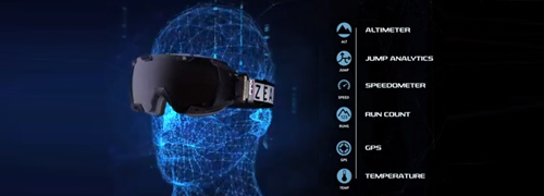 Post image for High-tech goggles conquer the market