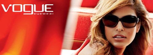 Post image for Eva Mendes the new face of Vogue Eyewear