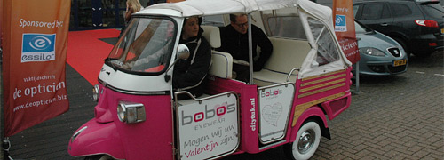 Post image for With a tuktuk to the Centrop Sales