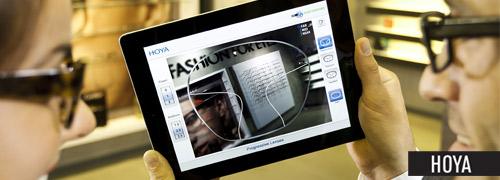Post image for HOYA App demonstreert glaseigenschappen