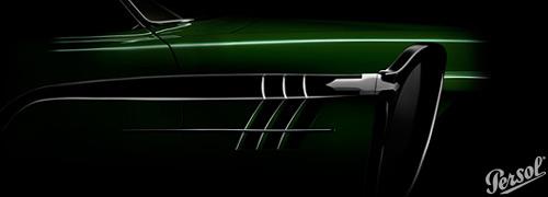 Post image for Luxottica lanceert Persol Roadster