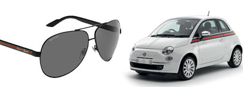Post image for Cars inspire eyewear designers