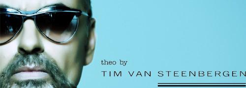 Post image for George Michael kiest voor bril van Tim van Steenbergen