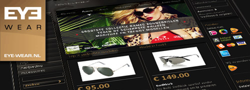 Post image for Online shop Eye-wear.nl overgenomen