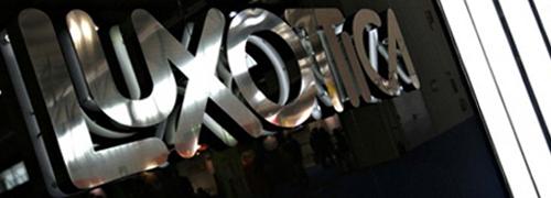 Post image for Recordomzet voor Luxottica