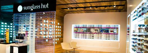 Post image for Luxottica opent Sunglass Hut Flagshipstore