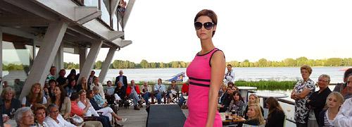 Post image for Drukbezochte show bij Tuijn Optiek