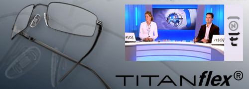 Post image for Eschenbach with Titanflex at Dutch television