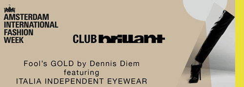 Post image for Closing show at Amsterdam Fashion Week by Club BRILLANT