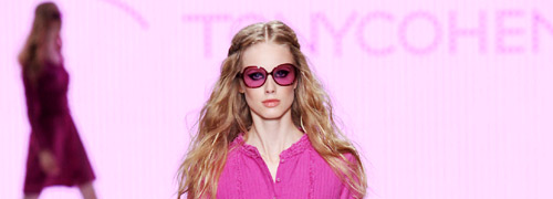 Post image for Marma Eyewear as well sparkles at the Fashion Week